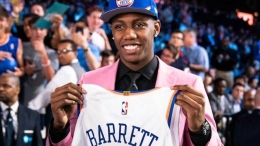 Canada's RJ Barrett chosen 3rd overall by Knicks in the 2019 NBA draft