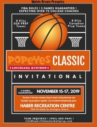 Popeyes Classic Invitational